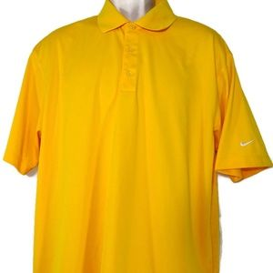 Nike Golf Dri-Fit Tech Polo Shirt Men Size XL